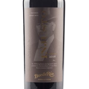 Vino BordeRío Injusto Syrah 2016
