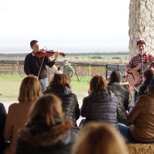 Folklore y vino BordeRio