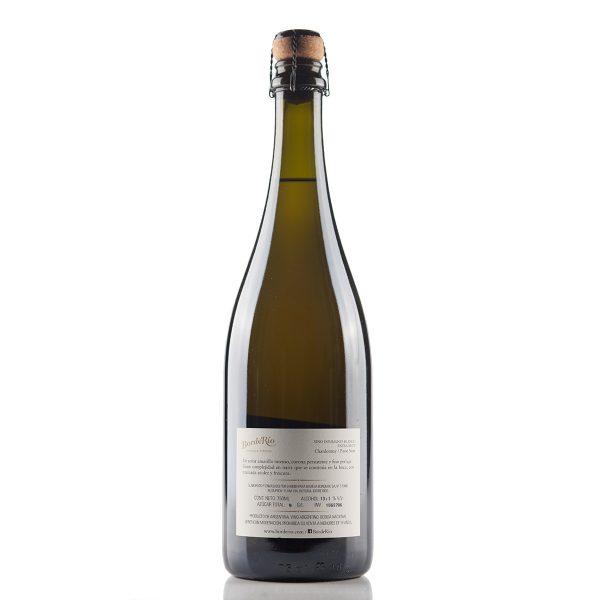 Vino Espumante BordeRío Extra Brut - Chardonnay / Pinot Noir