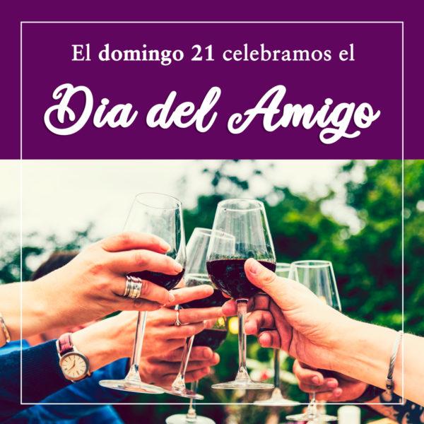 Celebramos el Día del Amigo en BordeRío