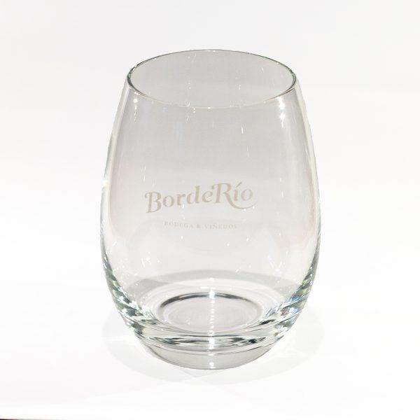 Vaso cristal transparente de Crispalería San Carlos