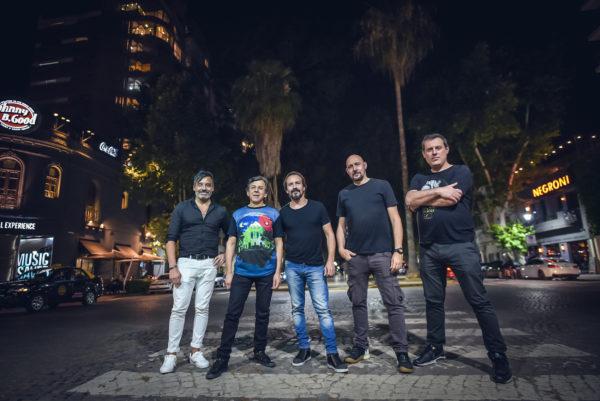 80 Osos banda covers Rosario