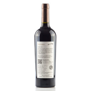 Vino BordeRío Injusto Malbec 2019