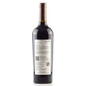 Vino BordeRío Injusto Merlot 2019